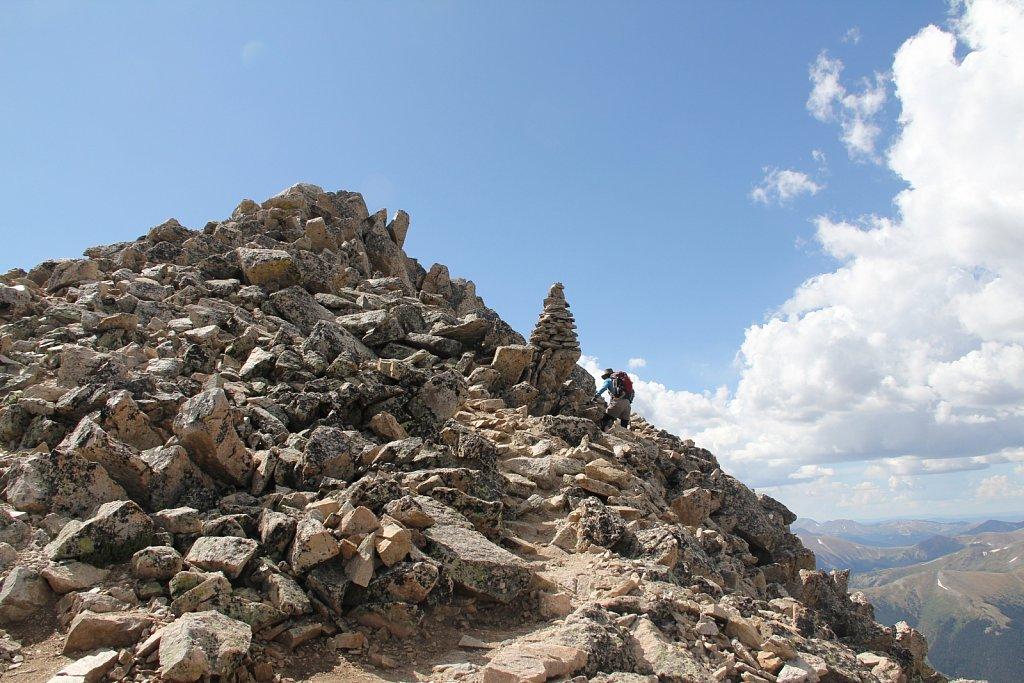 Mount Yale (14,196 feet)