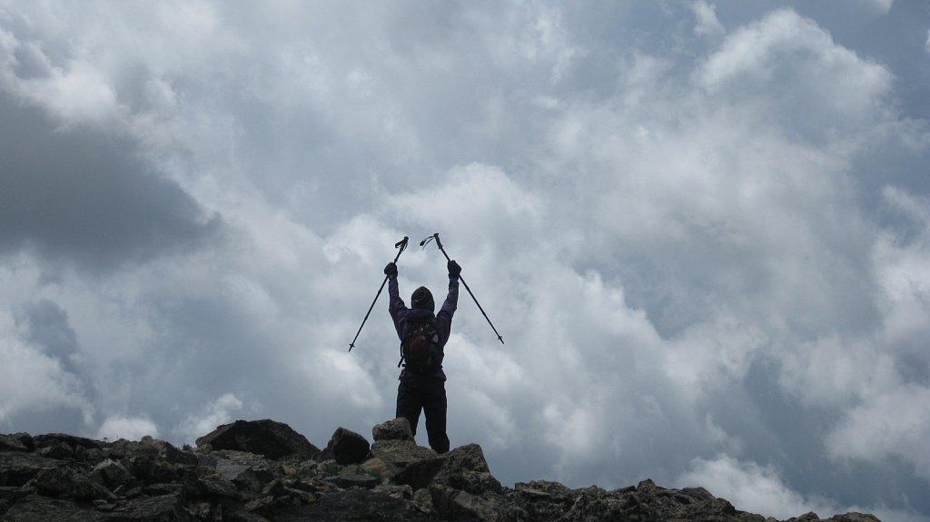 La Plata Peak (14,336 feet)