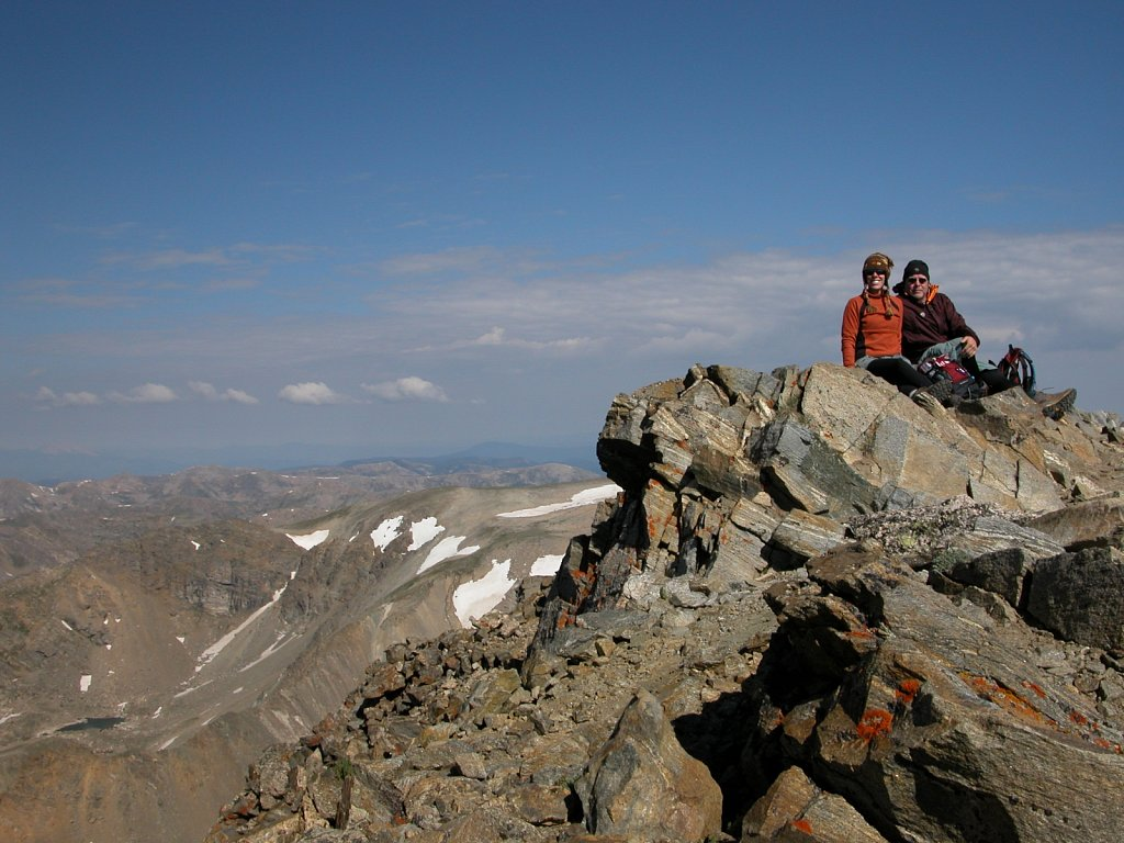 Mount Massive (14,421 feet)